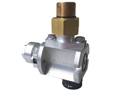 SF6气体专用免拆卸阀组